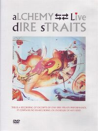 Cover Dire Straits - Alchemy - Live [DVD]